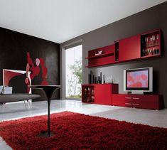 Utiliza el color rojo para activar tu nombre, tu reputación y tu fama. Es ideal para espacios que se encuentren en el sector SUR de tu casa u oficina. Feng Shui