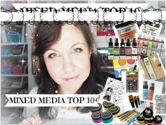 Mixed Media for Beginners SUPPLIES: How to get started