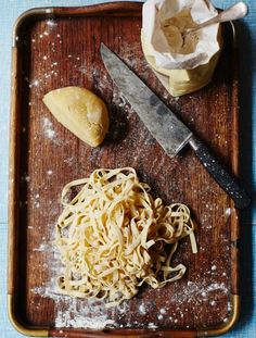 Jamie Oliver's Homemade Pasta Guide