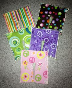 Trach pads - someone who can sew....please make these for Madi!!!