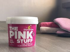 """89p 99% Natural """"Clean"""" Non Toxic Multipurpose Home Cleaner – The Pink Stuff Review – Alchemy By Amy UK"""