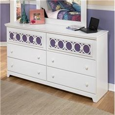 Signature Design by Ashley Zayley Dresser - B131-21