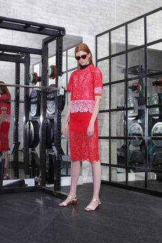 Cynthia Rowley | Resort 2015 Collection | Style.com
