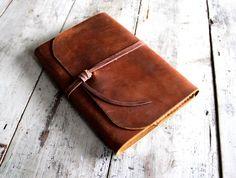 Dies ist eine einzigartige nachfüllbar Leder-Cover für ein Notebook der A5 (148…