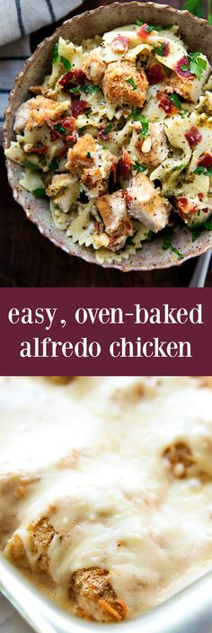 Easy Yummy Chicken Recipes on Pinterest | Creamy Chicken, Pesto ...