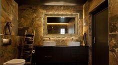 Tunnelmallinen kylpyhuone Unelmien Asunnot