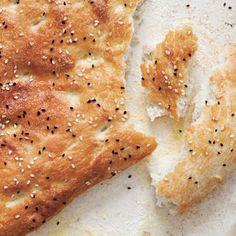 Turkish Flatbread with Sesame Seeds (Pide Ekmeği or Ramazan Pidesi) | Williams Sonoma