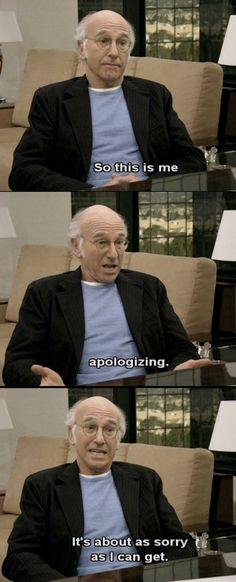 103 Best Larry David Images On Pinterest Larry David Curb Your