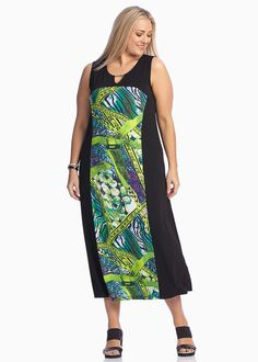 ALESSIA MAXI DRESS - TS14