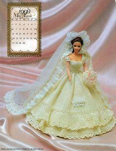 Miss August of 1999 Master Crochet Guild by MoonDancerCrafts