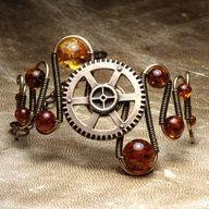 Funk steampunk ring