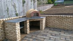 BBQ pizza oven corner There are various items that can ultimately entire the backyard, like Bbq Area Garden, Garden Pizza, Backyard Garden Design, Pizza Oven Outdoor, Outdoor Grilling, Garden Deco, Backyard Makeover, Outdoor Fire, Garden Furniture
