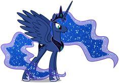 Older princess luna