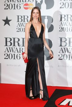 Alicia Rountree - Brit Awards 2016 - February 24, 2016