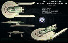 Prospero class ortho - USS Leavenworth by unusualsuspex.deviantart.com on @deviantART