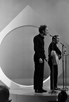 Simon & Garfunkel on The Fred Astaire Show, 1968