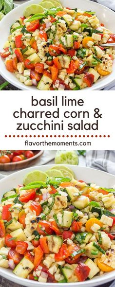 Basil Lime Charred C