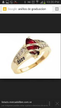 Anillos de grado femenino Gold Rings, Medicine, Rose Gold, Accessories, Jewelry, Fashion, Fashion Jewelry, Girly, Bracelet