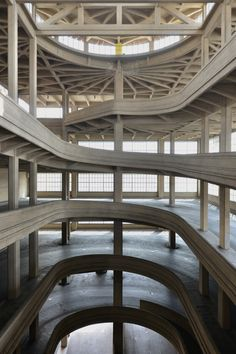 federicotorra:  Pierluigi Nervi - Lingotto Torino