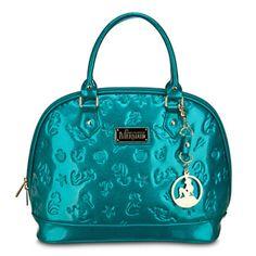 """The Little Mermaid"" Bowler Hand Bag Purse & Wallet Set by Loungefly Disney Handbags, Disney Purse, Purses And Handbags, Disney Outfits, Disney Fashion, Cute Bags, Princesas Disney, Disney Merchandise, Disney Style"