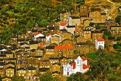 i see cezanne, klimt, and schiele...piodao, portugal