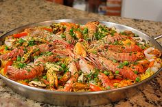 Paella from Spain