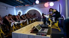 The cycling fitness empire emphasizes its community and unique style of fitness in its prospectus.