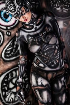 #catwoman , #mulhergato , #makeup , #makeupfx , #marciodesideri