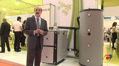 Domusa presenta sus calderas de biomasa y de gasificación de leña en Expobiomasa