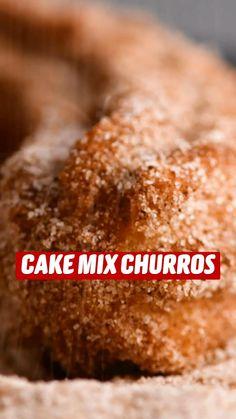 Fun Baking Recipes, Cake Mix Recipes, Cooking Recipes, Baking Desserts, Drink Recipes, Mexican Food Recipes, Sweet Recipes, Delicious Desserts, Yummy Food