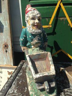 Vintage Garden Gnome!