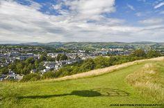 The beacon, Castle Hill, Kendal, Cumbria