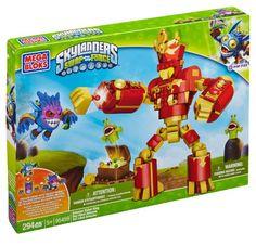 Mega Bloks - Skylanders Giants - Arkeyan Robot King (Transforming Pop-Fizz) Mega Bloks Inc,http://www.amazon.com/dp/B00BGT5P40/ref=cm_sw_r_pi_dp_MZpMsb1MB256BGVQ