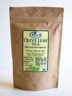 Olive Leaf Tea - 20 Tea Bags - http://teacoffeestore.com/olive-leaf-tea-20-tea-bags/