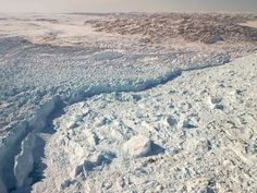 More Frequent Glacial Quakes on Greenland Signal Ice Retreat