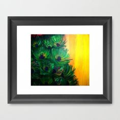 brilliance Framed Art Print by Judith Sallador - $45.00