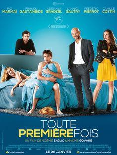 Toute première fois est un film de Noémie Saglio avec Pio Marmai, Franck Gastambide. Synopsis : Jérémie, 34 ans, émerge dans un appartement inconnu aux côtés d'Adna, une ravissante suédoise aussi drôle qu'attachante. Le début d'un conte de fées ?