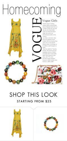 Boho Women's Maxi Gown by baydeals on Polyvore featuring Gucci  http://stores.ebay.com/mogulgallery/WOMENS-DRESSES-/_i.html?_fsub=12&_sid=3781319&_trksid=p4634.c0.m322