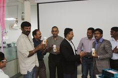 Grand Launch of ProYoung Nutribears
