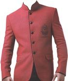 Jodhpuri suit when worn gives a regal look. It gives feeling and custom fit, suitable for royalty. So making it eligible as Prince suit.