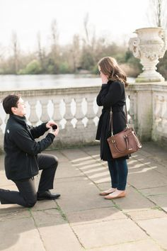"""""""After a few cute poses, I asked if we were all set, to which Elliott replied, """"how about one more?"""" and got down on one knee..."""""""