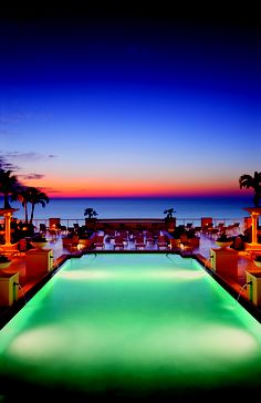How's this for a relaxing view? Hyatt Regency Clearwater Beach Resort and Spa overlooks the Gulf of Mexico.