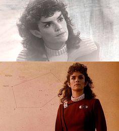 Saavik    Star Trek TOS    Star Trek    Robin Curtis