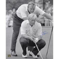 "Jack Nicklaus Fanatics Authentic Autographed 16"" x 20"" 1973 Ryder Cup Photograph"