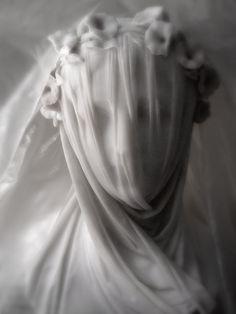 veiled vestal virgin by monti
