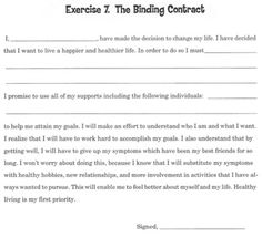 Alcohol And Drug Addiction Worksheets And Relapse Prevention ...