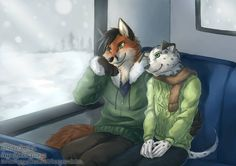 Bus ride home - by JC