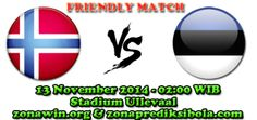 Prediksi Norwegia vs Estonia 13 November 2014
