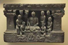 The First Sermon Gandhara