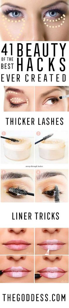 These tips and tricks are epic and cover products, style, and skin care that every girl needs to know about.